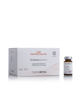 NANO MESO SOLUTION C-VIT 5 x 10 ml