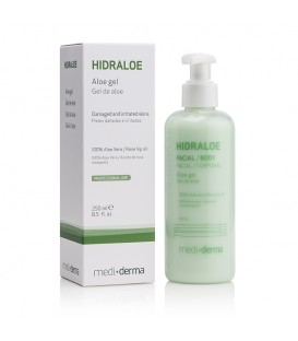 HIDRALOE ALOE GEL 250 ML - PH 6.0