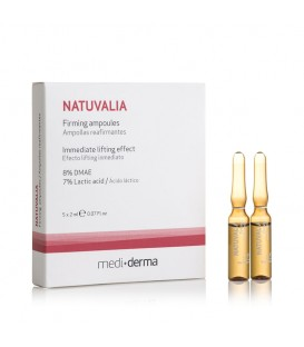 NATUVALIA FIRMING AMPOULES 5 x 2 ml