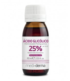 ACIDO GLICOLICO 25% 60 ml - pH 1.2