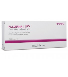 FILLDERMA LIPS 2x1ml