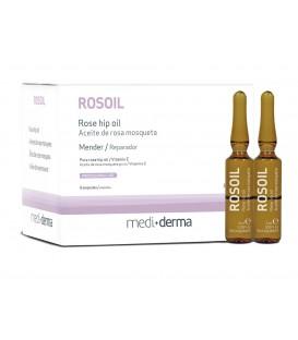 ROSOIL OLIO DI ROSA MOSQUETA  6 X 3 ML