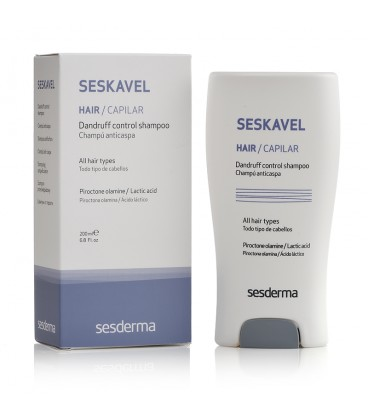 SESKAVEL SHAMPOO ANTIFORFORA